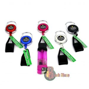 Lighter Leash – Retractable Lighter Holder