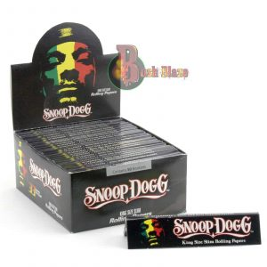 Snoop Dogg Kingsize Slim Rolling Papers Papers