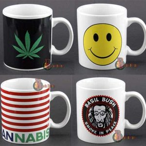 Cannabis Inspired Mugs