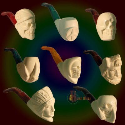 Meerschaum Smoking Pipes