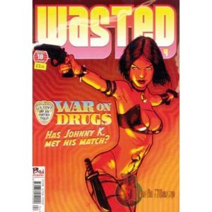 Wasted Comic