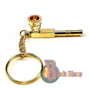Brass Key ring Pipe