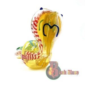 Glass Animal Pipe – Cobra Pipe