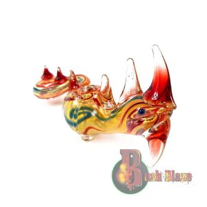 Glass Animal Pipe – Dragon Pipe
