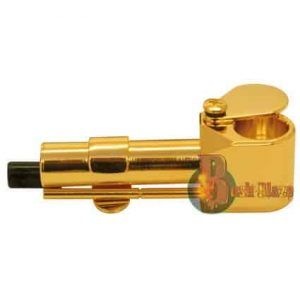 Deluxe Brass Pocket Pipe
