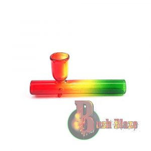 Glass Rasta Pipes – Boxed