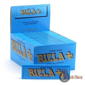 Rizla Blue King Size