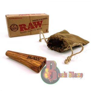 RAW Double Barrel Kingsize Cigarette Holder
