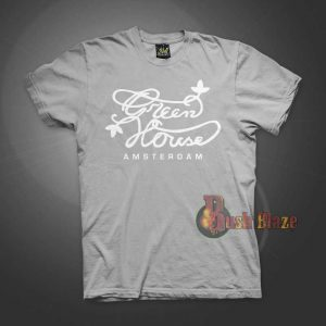 Green House Seed Compnay 100% Cotton T-Shirt