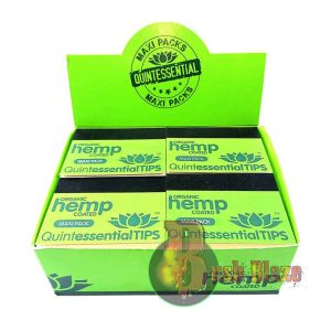 Quintessential Hemp Coated Tips Maxi Pack