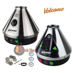 The Volcano Classic & Digital Vaporizer
