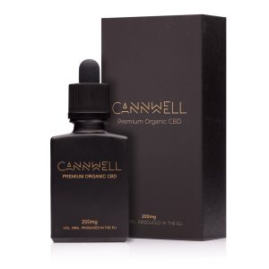 CannWell CBD Vape Additive 200mg (30ml)