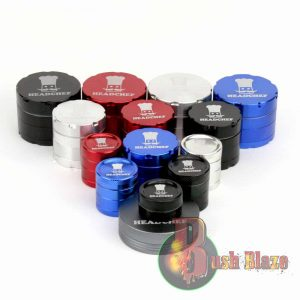 Head Chef Razor Magnetic Aluminium Herb Grinders