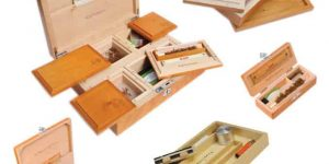 Rolling Boxes & Trays
